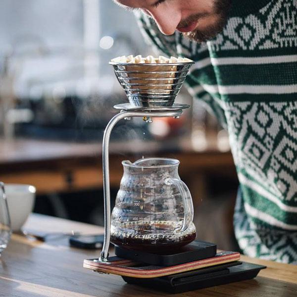 напиток из зернового кофе
